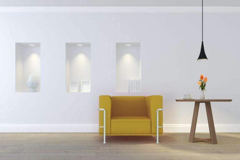 デザイン性に特化した空間